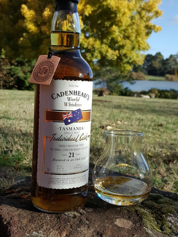 Cadenheads 21 Tasmania