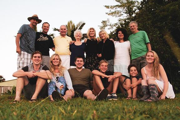 Cradle Mountain Lahra Family