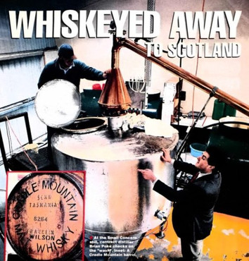 Tasmanian Whisky Heading To Scotland