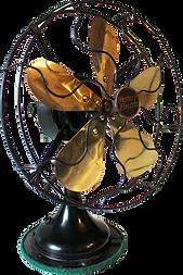 Antique Fan Repair