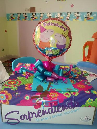 Sorprendiendo, desayno sorpresa infantil, sorpresa para niños, regalos para niños