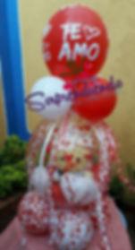 detalles con globos, sorprendiendo, detalles de amor