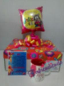 Merienda sorprendiendo, regalos sorpresa, regalo cumpleaños , sorprendiendo