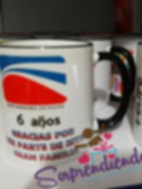 Mug personalizado, detalles personalizados, sorprendieno