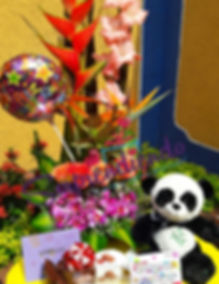 sorprendiendo, fores, floristeria, arreglo floral perdon