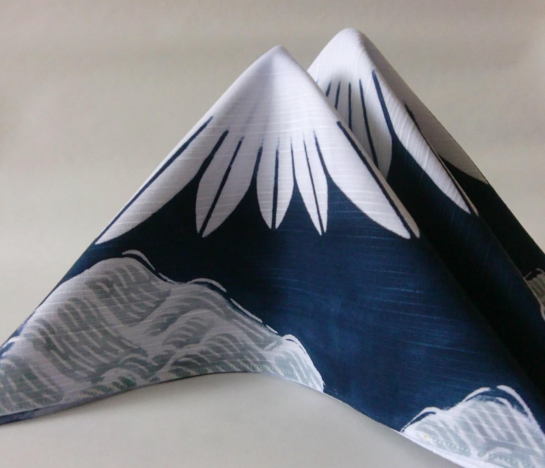 折布 風呂敷 ( 富士 )