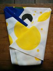 折布 手拭い ( orifu tenugui  )