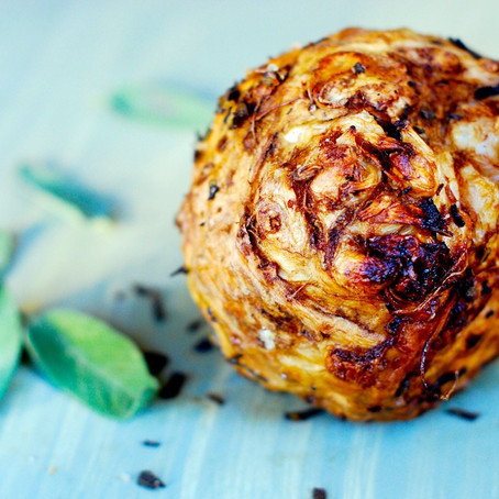 What The Heck Do I Do With CELERIAC????
