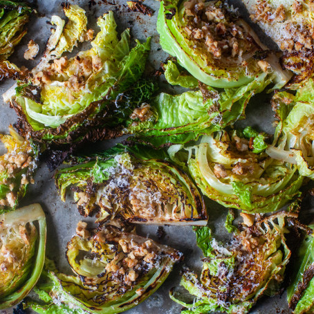 It's not just a cabbage, it's SAVOY CABBAGE!
