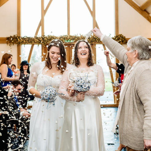 Lesbian Wedding UK