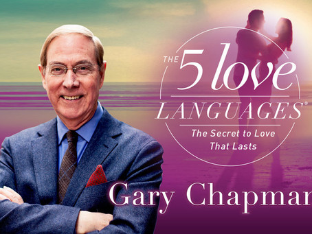 BOOK REVIEW: Relationship Therapy - 5 Love Languages by Gary Chapman
