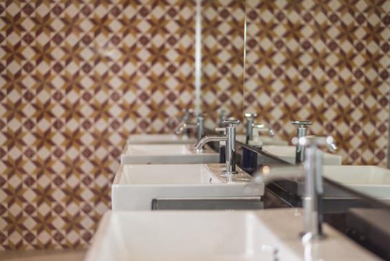 Sahred Bathroom
