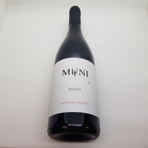 Muni Rosso 2018, Azienda Agricola Daniele Piccinin, IT