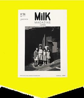 Milk JAPON N36°
