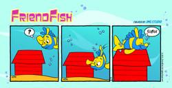FriendFish Comic Strip