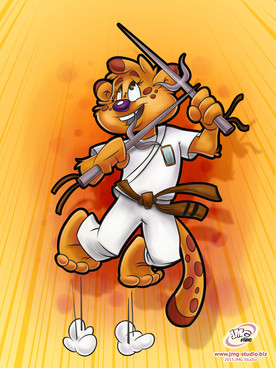 Latest karate picture
