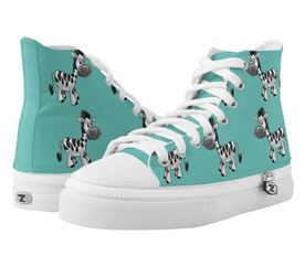 Fun Animal Sneakers and Flip Flops