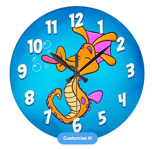 Yo-Yo Clock