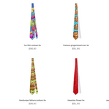 Some groovy ties that'll make heads turn