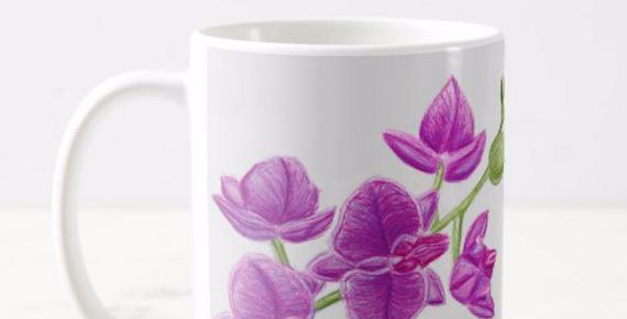 Flower Mug 2