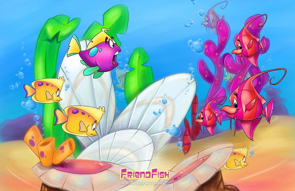 FriendFish