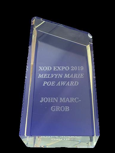 Award JMG