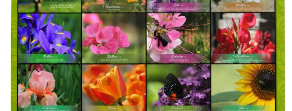 Flower Calendar