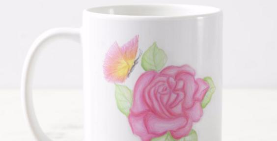 Flower Mug 3