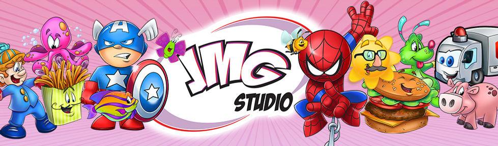 JMG Studio Banner