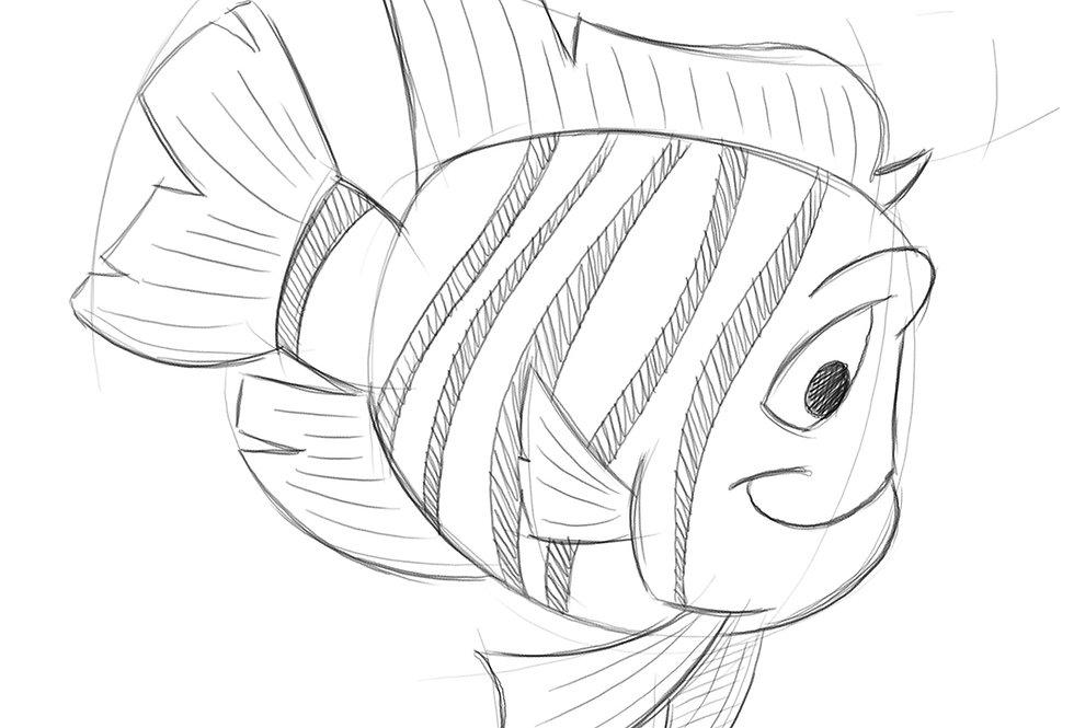 FriendFish Fish