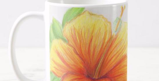 Flower Mug 4