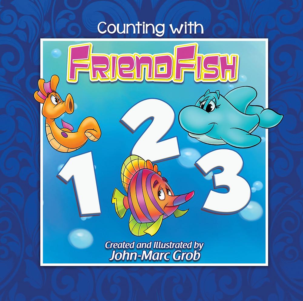 Counting with FriendFish © JMG Studio