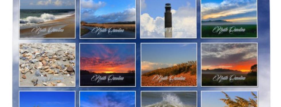 North Carolina Calendar