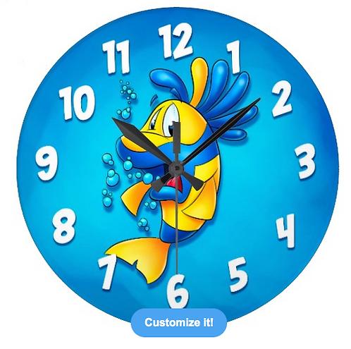Flitch Clock