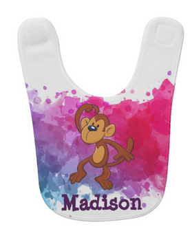 Fun Customized Baby Bibs