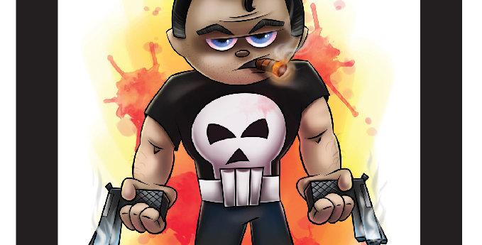 7 x 7 Punisher