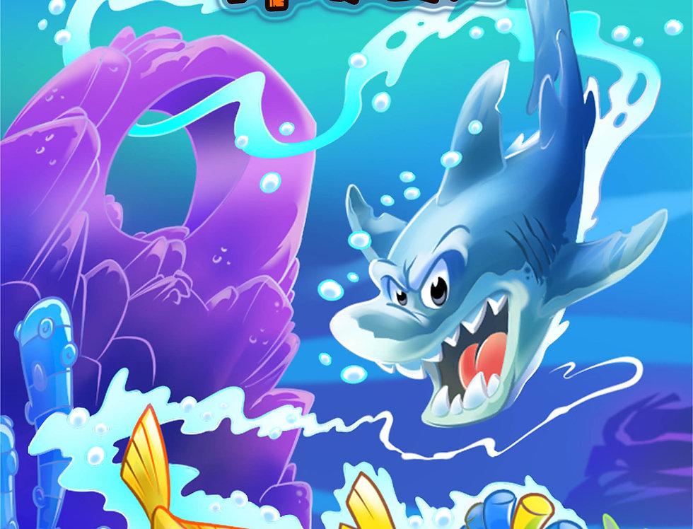 FriendFish Comic Book 1 ( digital book )