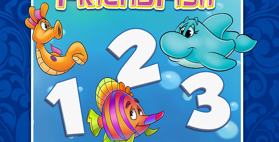 Counting with FriendFish in German