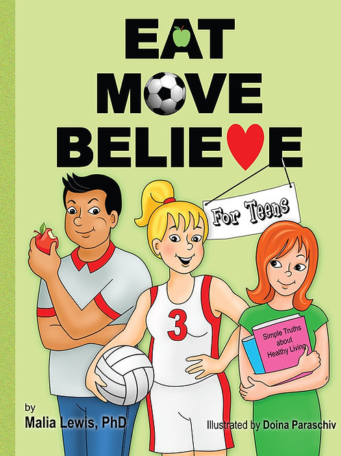Eat Move Believe for Teens