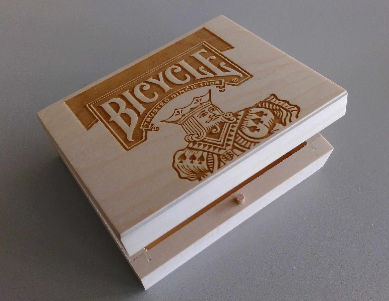 Skrzynka na karty BICYCLE