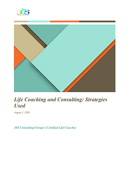 365 Constulting Group's Coaching and Con