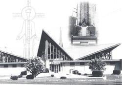 Grace Lutheran Church dedicated 1963