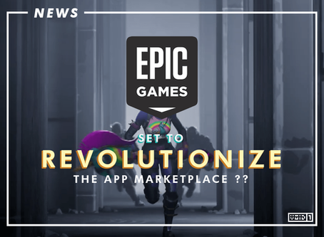 Epic games set to revolutionize the App Marketplace?