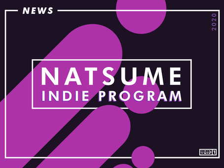 Natsume Indie Program Has Now Begun
