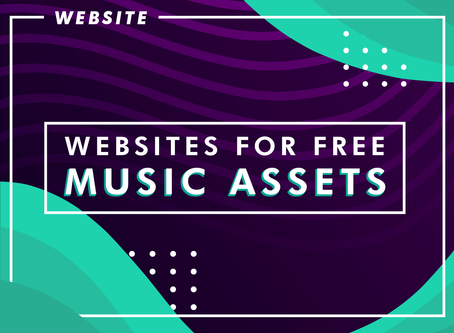 10 Great Websites for Free Music Assets in 2020
