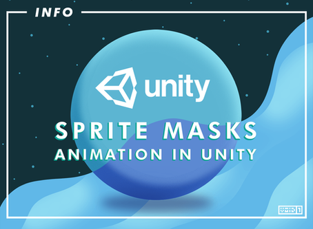 How to Animate Sprite Mask in Unity 2D: 1 Minute Tutorial