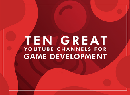 10 Great YouTube Channels for Game Development