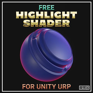 Free Highlight Shader for Unity URP Square.jpg