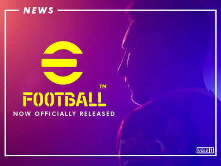 eFootball 2022 is Now Officially Released