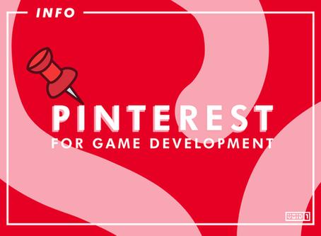 Advantages of Using Pinterest for Game Development